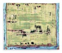 Art Print California 01 Fleece Blanket