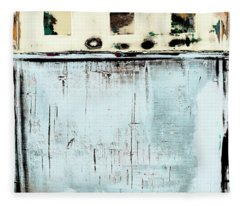 Art Print California 03 Fleece Blanket