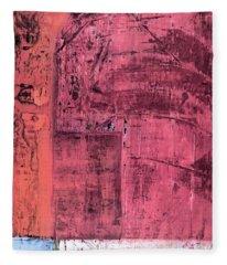 Art Print Redwall 3 Fleece Blanket