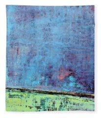 Art Print Sierra 14 Fleece Blanket