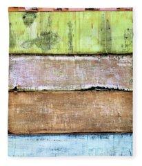 Art Print Sierra 4 Fleece Blanket