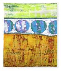 Art Print Venice Fleece Blanket