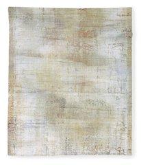 Art Print Whitewall 1 Fleece Blanket