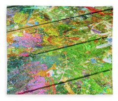 Art Space Fleece Blanket