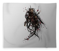 Artistic Fleece Blanket