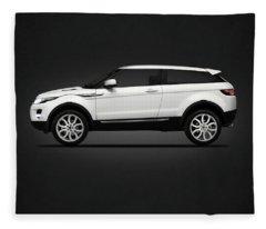 Range Rover Evoque Fleece Blanket