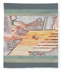 Toccata - Fleece Blanket