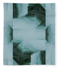 Cascade  Aquascape -  Fleece Blanket