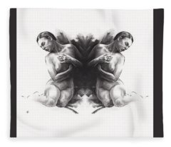 Musing And Contemplations Il Fleece Blanket