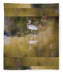 Watery World - Fleece Blanket