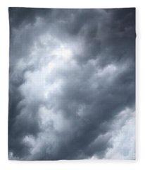 As Above Fleece Blanket