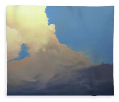 Ascension Fleece Blanket