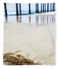 Ashore Fleece Blanket