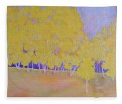 Aspen Hill Fleece Blanket