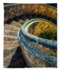 Asylum Staircase Fleece Blanket