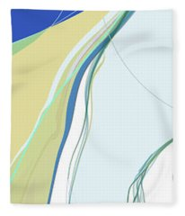 At Water's Edge Fleece Blanket