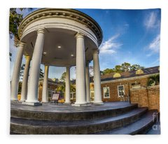 Atheneum Hall Coastal Carolina University Fleece Blanket