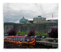 Athlone Ireland Fleece Blanket