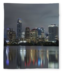 Austin Reflections Fleece Blanket