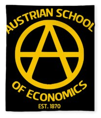Austrian School Fleece Blanket