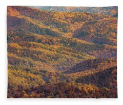 Autumn Blanket Fleece Blanket