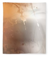 Autumn Iv Fleece Blanket