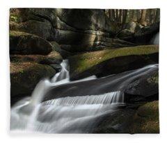 Autumn Secrets Fleece Blanket