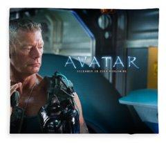 Avatar Fleece Blanket