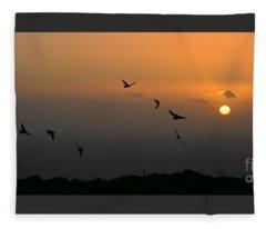 Aves Assending Fleece Blanket