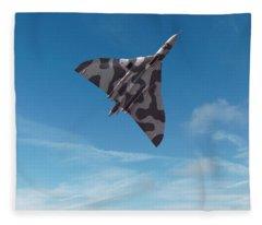 Avro Vulcan -1 Fleece Blanket