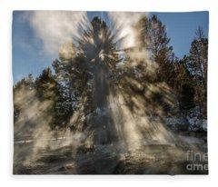 Awestruck Fleece Blanket
