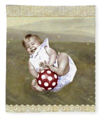 Baby Ball Fleece Blanket