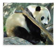 Baby Bei Bei The Panda Fleece Blanket