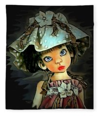 Baby Doll Collection Fleece Blanket