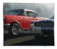Bad Company Fleece Blanket