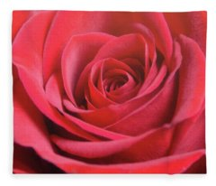Badge Of Courage Fleece Blanket