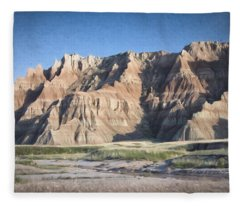 Badlands Fleece Blanket