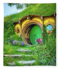 Bag End Fleece Blanket