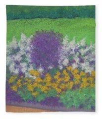 Balo's Country Garden Fleece Blanket