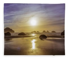 Bandon Glow Fleece Blanket