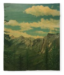 Banff Fleece Blanket