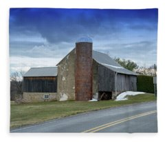 Barns And Country Fleece Blanket