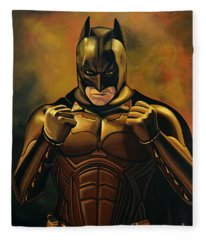 Batman The Dark Knight  Fleece Blanket