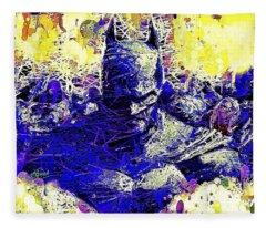 Batman 2 Fleece Blanket