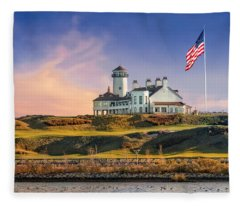 Bayonne Golf Club Fleece Blanket