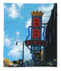 Bb Kings Fleece Blanket