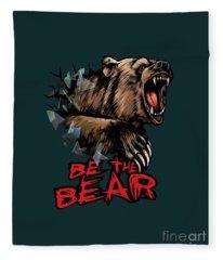 Be The Bear Fleece Blanket