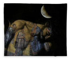 Be The Light In Our Darkness  Fleece Blanket