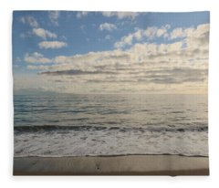 Beach Day - 2 Fleece Blanket