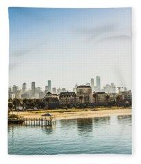 Beacon Cove Fleece Blanket